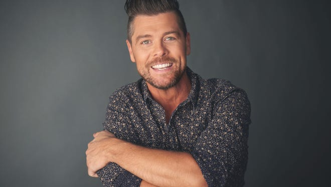 """Jason Crabb's new album """"Unexpected"""" is available now."""