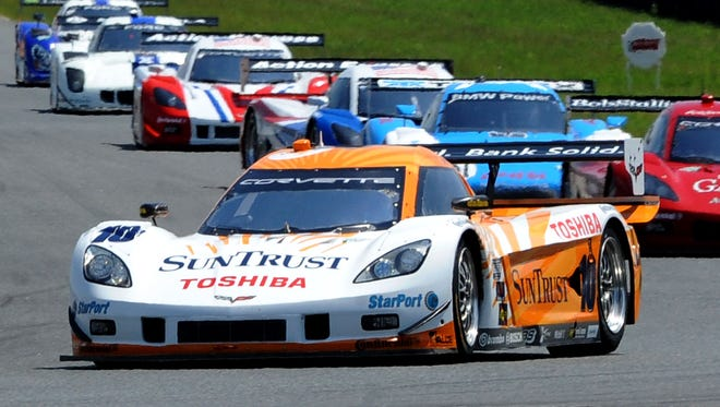 New Jersey Motorsports Park announces schedule for 2016.