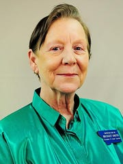 Rep. Bridget Smith, D-Wolf Point.