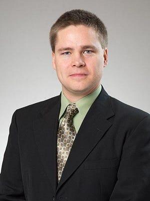 Rep. Jeremy Trebas, R-Great Falls