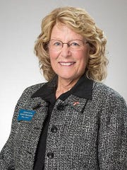 Rep. Nancy Ballance, R-Hamilton