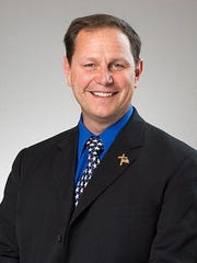 Republican Rep. Derek Skees of Kalispell