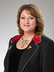 Rep. Theresa Manzella, R-Hamilton