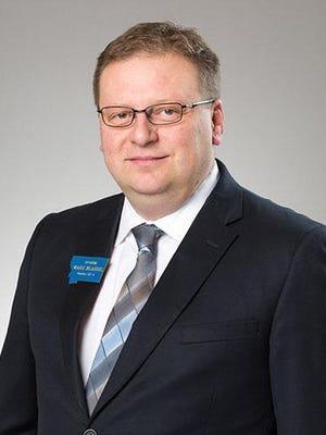 Rep. Mark Blasdel, R-Kalispell