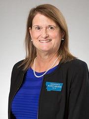 Rep. Kathy Kelker, D-Billings