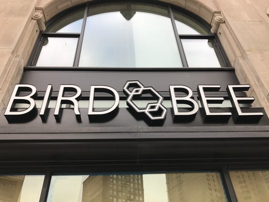 Bird Bee, a new store in downtown Detroit