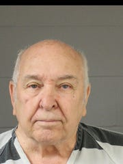 Elwood Francis Moore, 84, in July 2018 was indicted