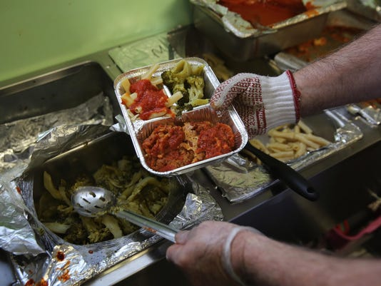 Meals On Wheels Aids Seniors Enduring Isolation Of Harsh Winter