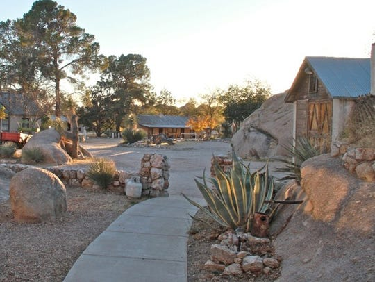 The Triangle T Ranch in southern Arizona is said to