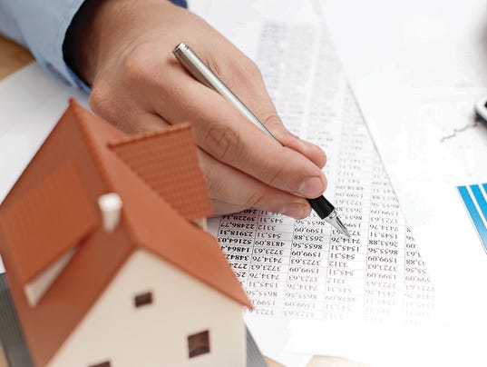 Counting payments for home