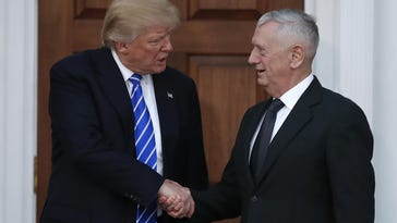OPINION: 'Mad Dog' Mattis a voice of experience, reason