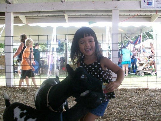 Enjoy 4-H horse and other animal shows, 4-H exhibits, tractor pulls, pig races, entertainment, fireworks and food at the Salem County Fair from Aug. 4-7.