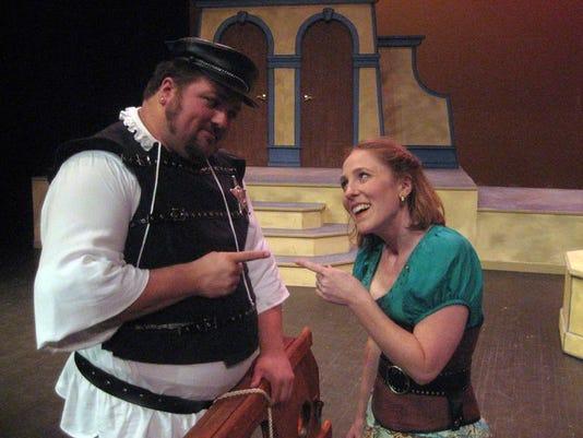 1 cnt Shakespeare Festival