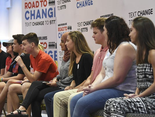 Road to Change Tour Stops in Cocoa