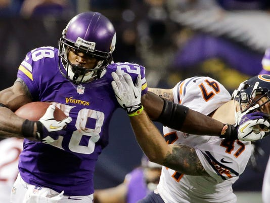 0817 Adrian Peterson LEAD H