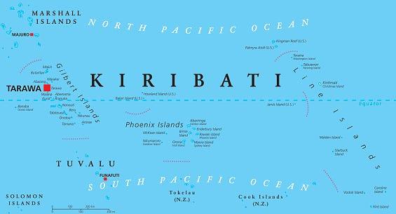 Prattville teen heads on mission trip to Kiribati