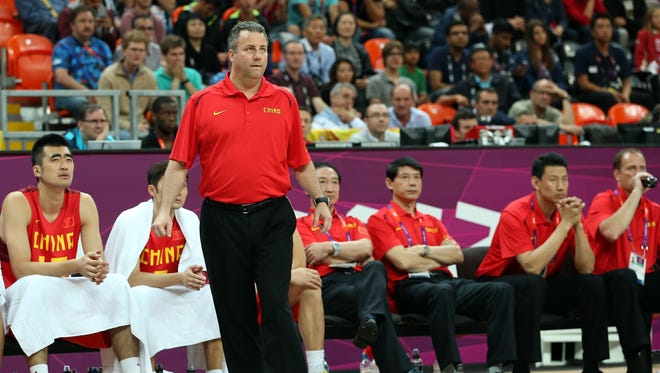 Bob Donewald Jr. is expected to be named the new coach of the Iowa Energy today, the Register has learned. Donewald coached the Chinese men's national team at the 2012 Olympic Games in London.