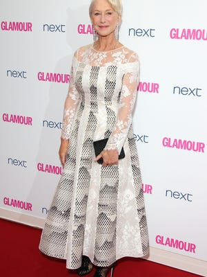 LONDON, ENGLAND - JUNE 03:  Dame Helen Mirren attends the Glamour Women of the Year Awards at Berkeley Square Gardens on June 3, 2014 in London, England.  (Photo by Mike Marsland/WireImage) ORG XMIT: 495479979 ORIG FILE ID: 495461771