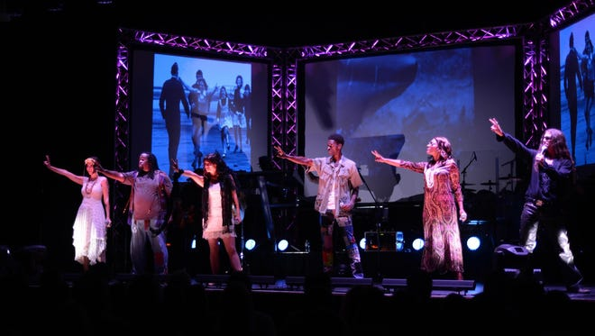 Decades Rewind comes to the Diana Wortham Theatre in downtown Asheville Oct. 21-22.