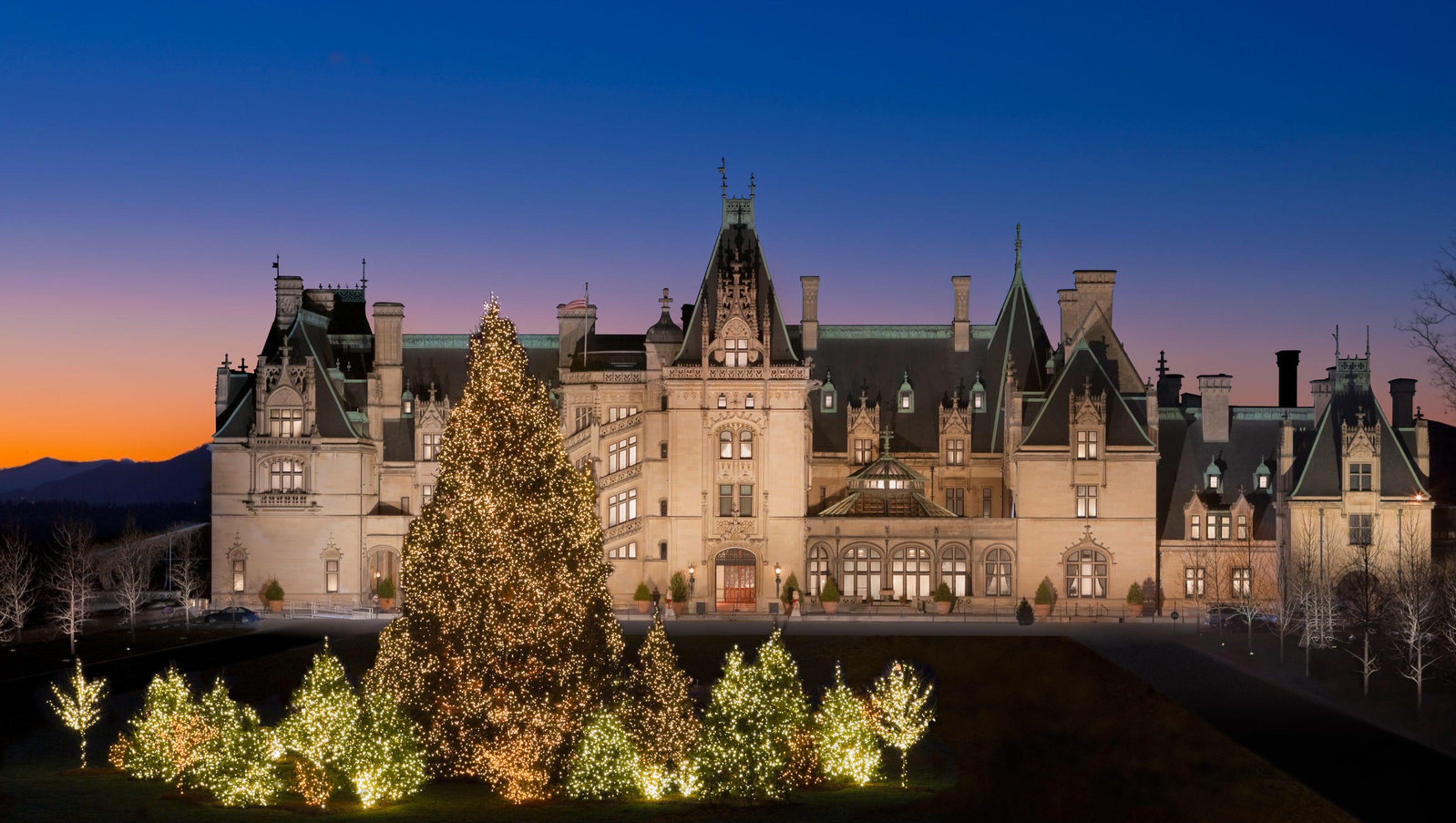 Candlelight Christmas Savings At Biltmore Estates