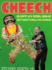 """""""Cheech is Not My Real Name ... But Don't Call Me Chong"""" is published March 14, 2017."""