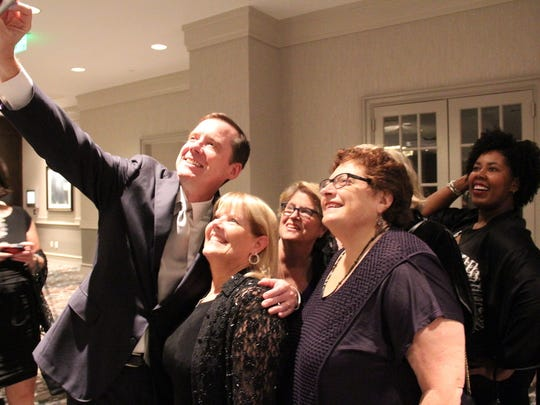Forever founder and CEO Glen Meakem takes a selfie