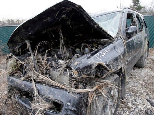 AP OHIO CRASH TEENS KILLED A USA OH