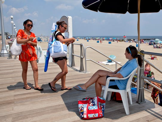 Jersey Shore badge checker