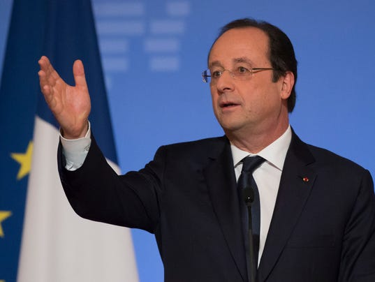 AP France Diplomacy