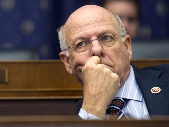 U.S. Rep. Steve Pearce, the lone Republican in New Mexico's gubernatorial race.