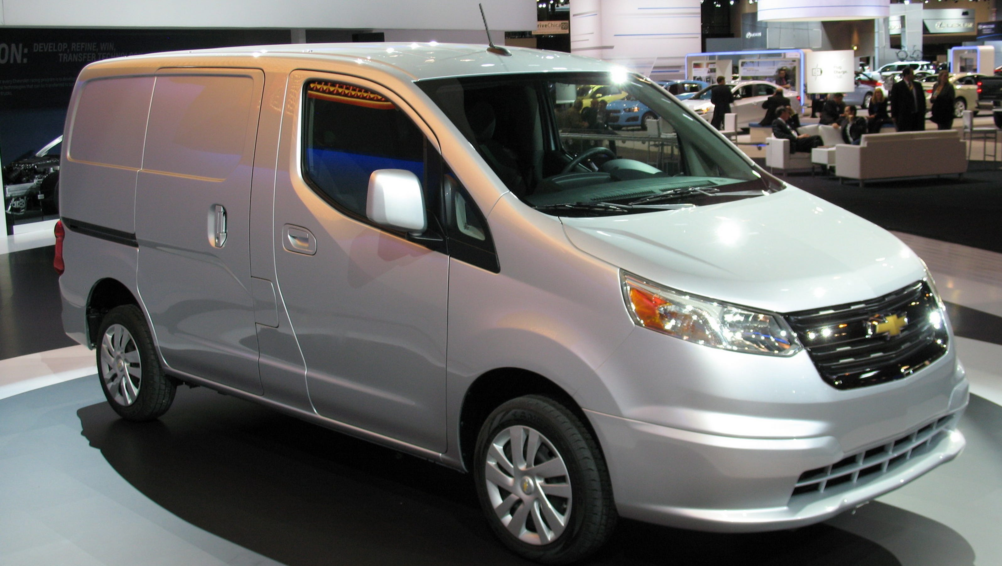 flexible efficient 2015 chevrolet city express cargo van. Black Bedroom Furniture Sets. Home Design Ideas