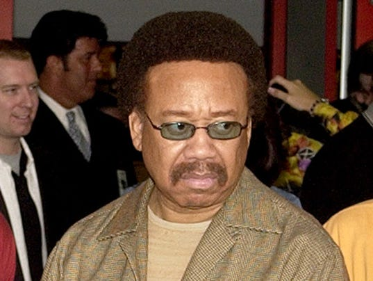 AP OBIT MAURICE WHITE A FILE ENT USA CA