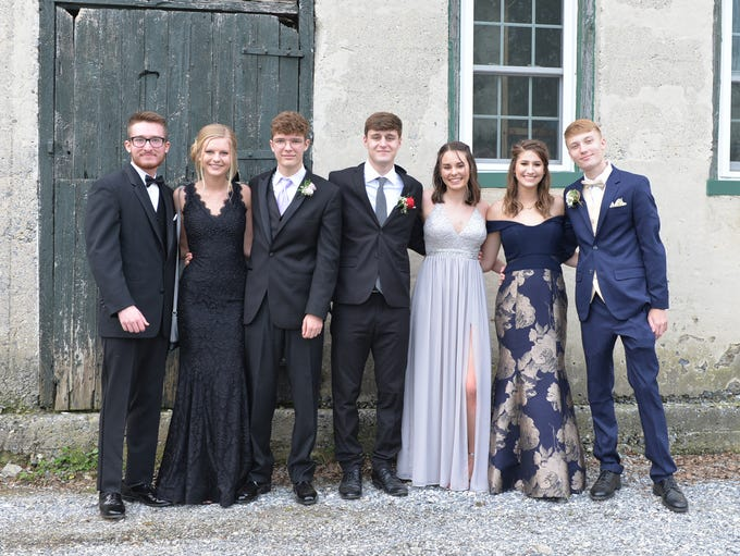 The ELCO High School Prom was held Saturday, May 12,