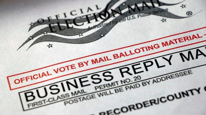 File - So far, 95,374 mail-in ballot applications — both electronically applied for and paper applications — have been approved in Bucks County, according to the county Board of Elections, but there are another 11,227 electronic ballot requests that need to be processed and an undetermined number of paper ones as well, said county spokesman Larry King.