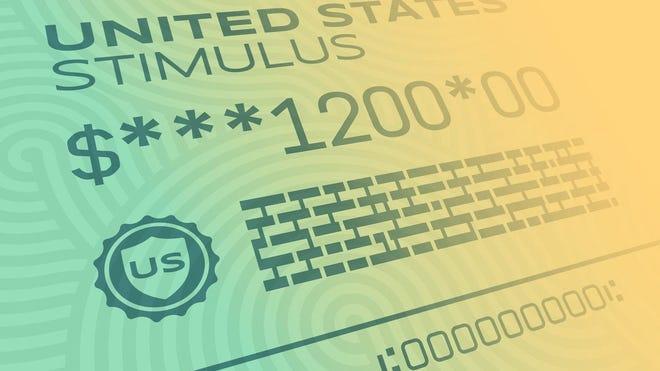 A $1,200 stimulus check.