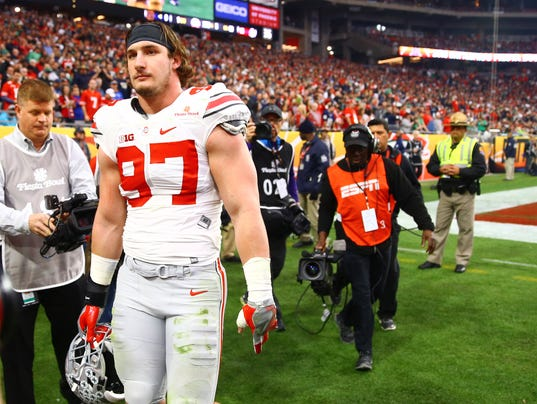 Chargers Surprise With Joey Bosa At No 3 Pick In Nfl Draft