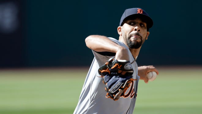 David Price has pitched 14.1 innings without allowing an earned run.