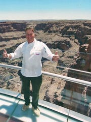 Chef Alan Zeman of Tucson, Ariz., is the head judge for the 2015 Best in the West Nugget Cook-Off. It is his fifth time in the role.