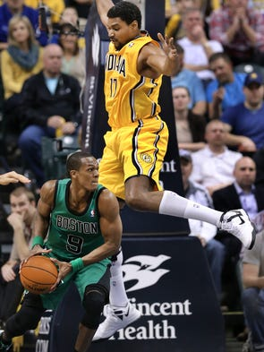Andrew Bynum on his Pacers debut: 'I felt great'