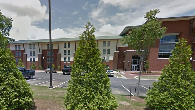 Mississippi State University's Oak Hall