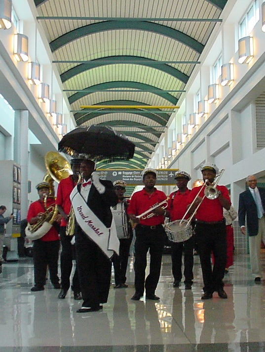 Louis Armstrong New Orleans International Airport Guide