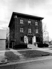 Claude Bragdon designed a police station at 740 University Ave., now Writers & Books.