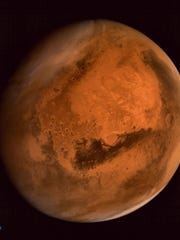 FILES-SPACE-SCIENCE-MARS