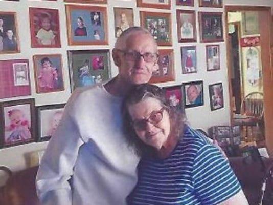 Anniversaries: Jim wilson & Beverly Wilson