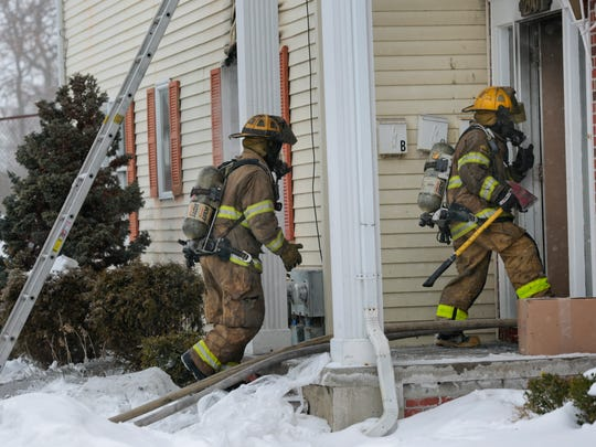 The Port Huron Fire Department faces cuts in the city's proposed budget.