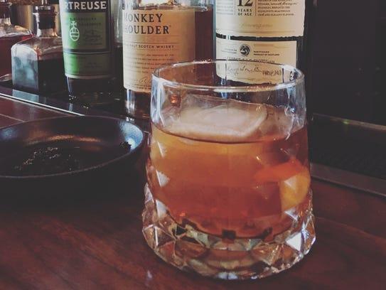 The Mr. Charlton from Blue Hound Kitchen & Cocktails