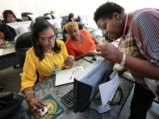 Shelby County computers