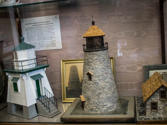 The Ottawa County Museum is expanding its Port Clinton Lighthouse exhibit.