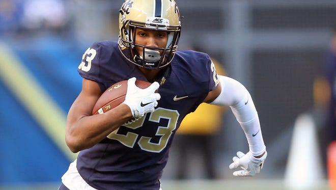 Tyler Boyd was selected by the Bengals in the second round.