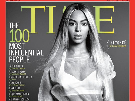 T100 Main Cover - Beyonce